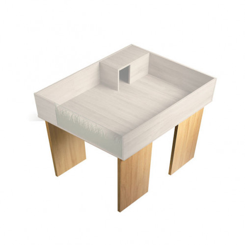 Vivexotic Tortoise Table Stand
