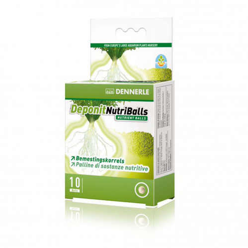 Dennerle Deponit Nutriballs (10 Pieces)