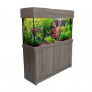 "Amazon 36"" Grey Bardolino Aquarium & Cabinet"