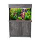 "Amazon 48"" Pasadena Pine Aquarium & Cabinet"