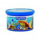 King British Goldfish Flake 12g