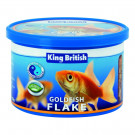 King British Goldfish Flake 55g