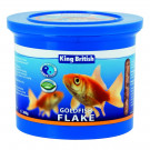King British Goldfish Flake 200g