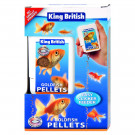 King British Goldfish Pellets Easy Clicker Feeder 26g