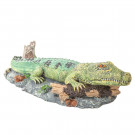 Air Action Crocodile Aquarium Ornament