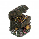 Air Action Treasure Chest Aquarium Ornament