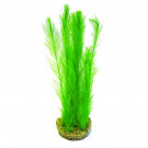 "Betta 12"" Green Silk Plant W/ Sand Base"