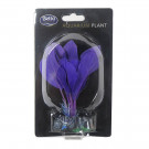 Betta 13cm Silk Purple Plant