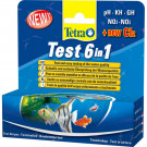 Tetra Test 6 in 1 Test Strip.