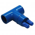 Bubble Magus 25mm to 5mm Reduction T 2 Outlet